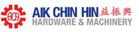 Aik Chin Hin Hardware and Machinery logo