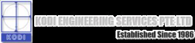 Kodi Engineering services pte ltd logo