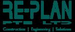 Replan logo